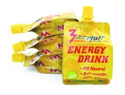 Promo 3Action Energy Drink - 75 ml - 5 + 1 gratis