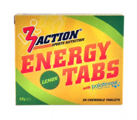 3Action Energy Tabs - 1 x 20 tabs