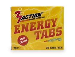 3Action Energy Tabs - 28 x 20 tabs