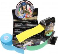 BB Fysio Tape 6 rollen - 5m x 5cm
