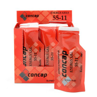 Concap Energie Gel 55-11 - Cherry - 12 x 40 gram