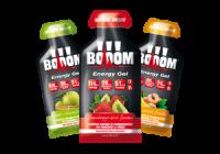 Proefpakket BOOOM Energy Fruit Gel met 6 energiegels