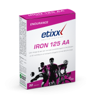 Etixx Iron AA 125 - 30 capsules