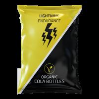 Lightning Endurance Cola Bottles - 16 x 70 gram