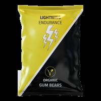 Lightning Endurance Gum Bears - 1 x 70 gram