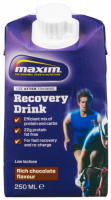 Promo Maxim Recovery Drink - Ready to Drink - Chocolate - 250 ml