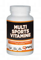 Qwin Multi Sports Vitamine - 60 tabs