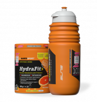 NamedSport HydraFit Hypotonic Drink 400 gram + Gratis Elite Bidon
