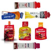 Proefpakket met 10 energiegels