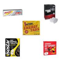 Proefpakket Energy Tablets met 5 verschillende merken