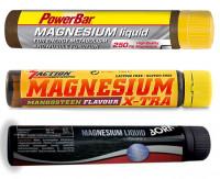 Proefpakket met 6 magnesiumsupplementen