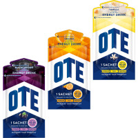 Proefpakket OTE Energy Drink met 6 energiedranken