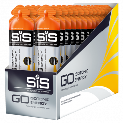 SiS GO Isotonic Gel - 30 x 60 ml