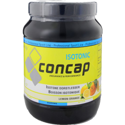 Promo Concap Isotonic - Lemon/Orange - 770 gram (THT 31-5-2019)