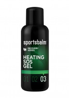 Sportsbalm Heating SOS Gel - 200 ml
