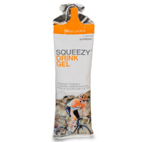Squeezy Drink Gel - 12 x 60 ml