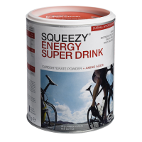 Squeezy Energy Super Drink - Grapefruit - 400 gram