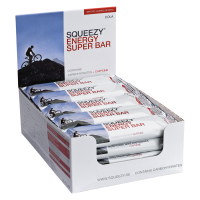 Squeezy Energy Super Bar - 20 x 50 gram