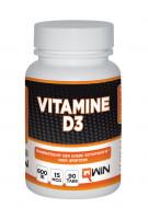 Qwin Vitamine D3 - 90 tabs