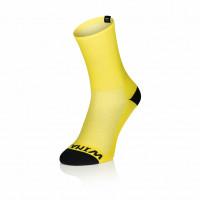 Winaar Kousen Full Yellow - Geel