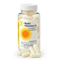 X-Nutri Vitamine D3 - K1 - E